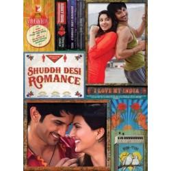 Shuddh Desi Romance DVD