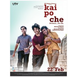 Kai Po Che DVD