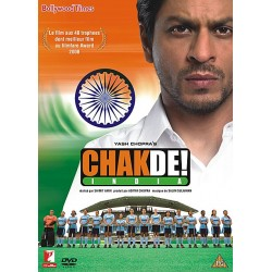 ChakDe India (fr) DVD...