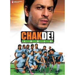 ChakDe India DVD