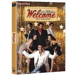 Welcome  DVD bollywood
