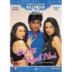 Dil to pagal hai (fr) DVD...