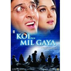 Koi Mil Gaya ( Krrish 1)  DVD