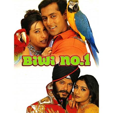 Biwi No.1  DVD