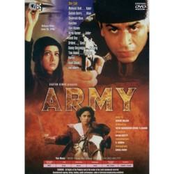 Army (Shahrukh Khan) DVD