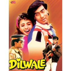 Dilwale (1993) DVD