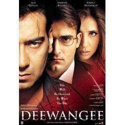 Deewangee DVD