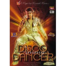 Disco Dancer Jimmy DVD