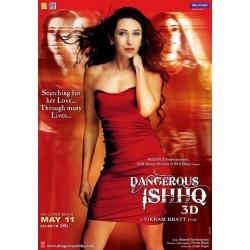 Dangerous Ishhq DVD