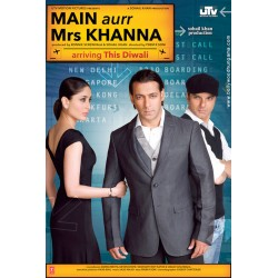 Main Aurr Mrs Khanna DVD