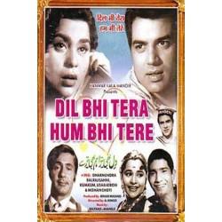 Dil Bhi Tera Hum Bhi Tere DVD