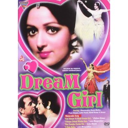 Dream Girl (old) DVD