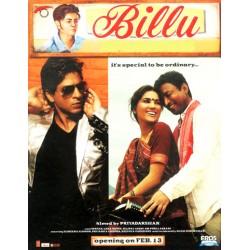 Billu DVD