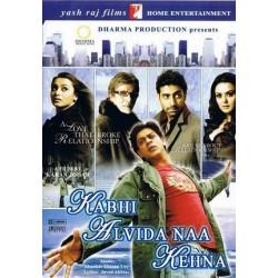 Kabhi Alvida Naa Kehna DVD
