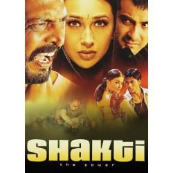Shakti the power dvd