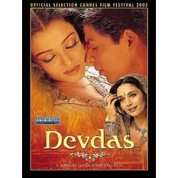 Devdas DVD
