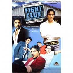 Fight Club: Members Only DVD