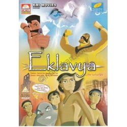 Eklavya (Animation) - DVD