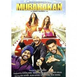 Mubarakan DVD