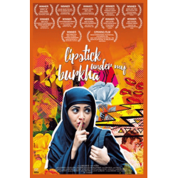 Lipstick Under My Burkha DVD