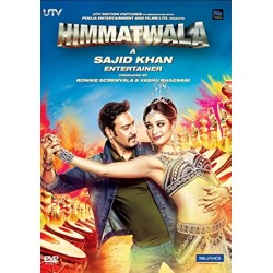 Himmatwala DVD