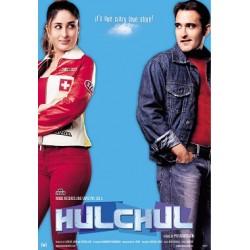 Hulchul (new)- DVD