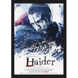 Haider dvd