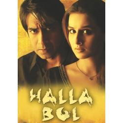 Halla Bol DVD