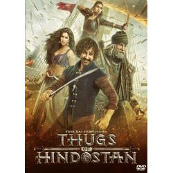 THUGS OF HINDOSTAN DVD