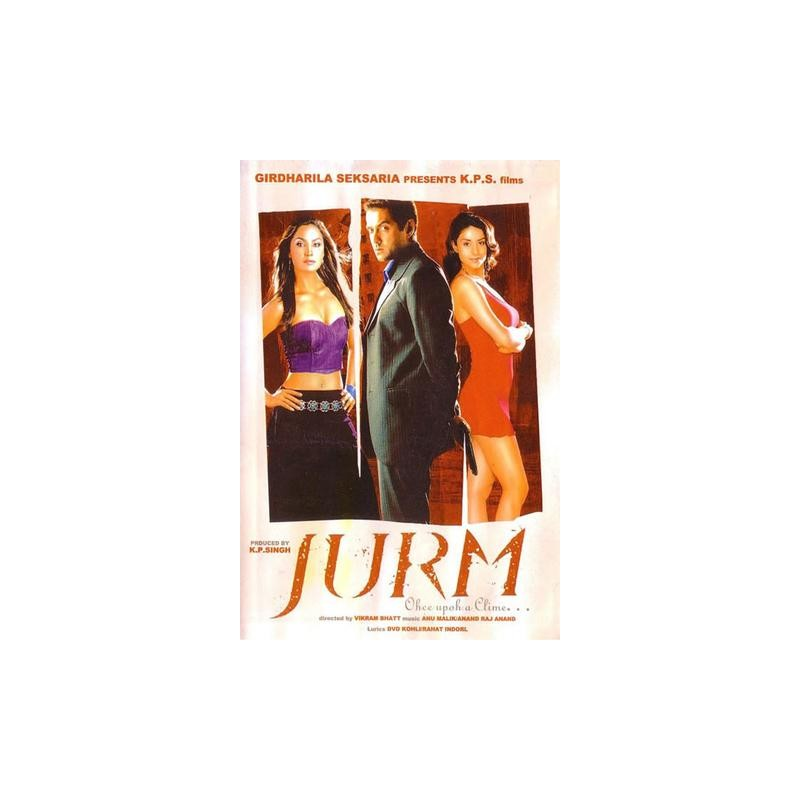 Jurm DVD