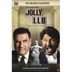 Jolly LLB DVD