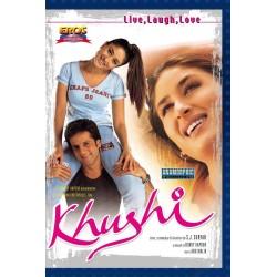 Khushi DVD