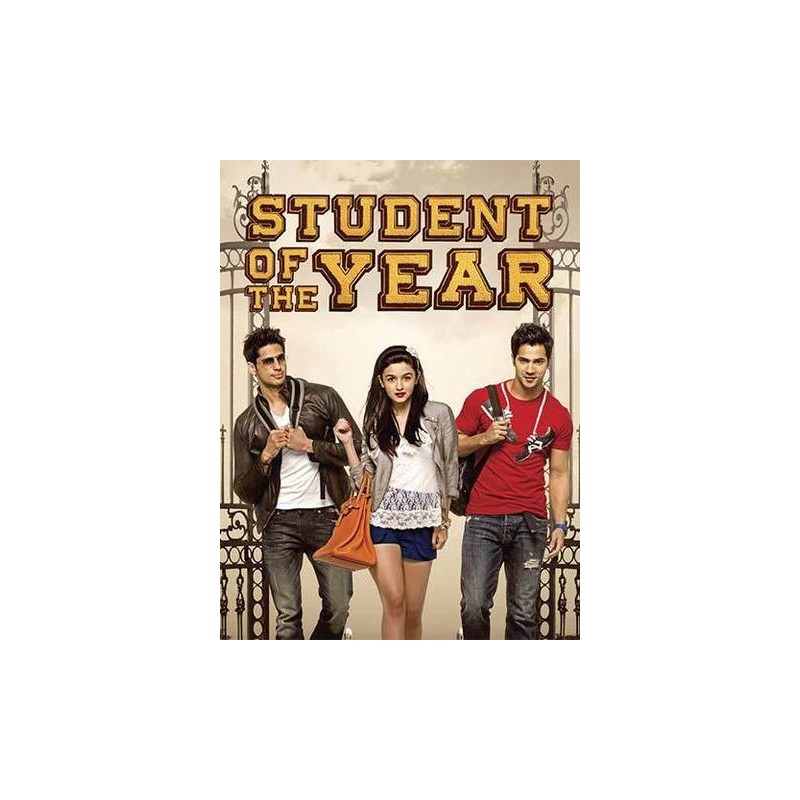 Student of the Year DVD