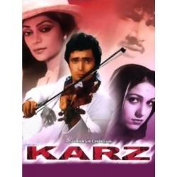 Karz (1980)  DVD