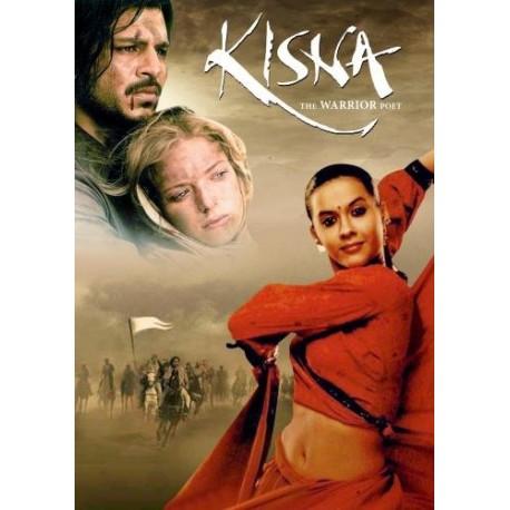 kisna dvd