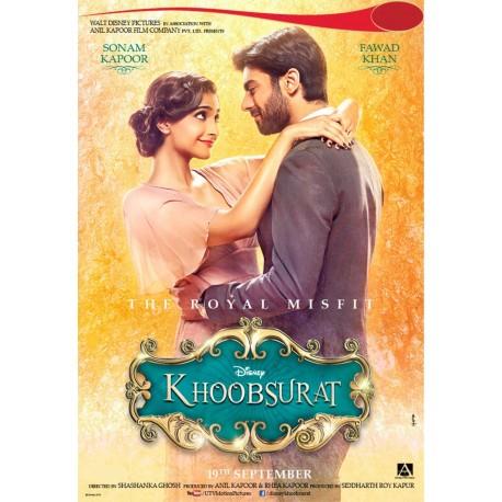 Khoobsurat  DVD