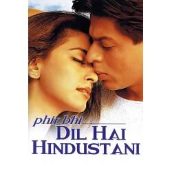 Phir Bhi Dil Hai Hindustani DVD
