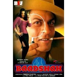 Baadshah DVD