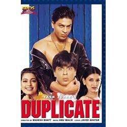 Duplicate DVD