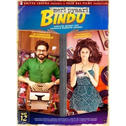 Meri Pyaari Bindu DVD