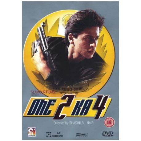One 2 Ka 4 - DVD