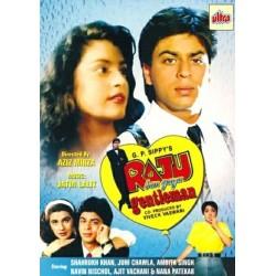Raju Ban Gaya Gentleman DVD