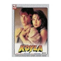 Koyla DVD