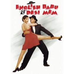 English Babu Desi Mem DVD