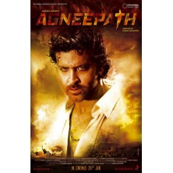 Agneepath (new) DVD