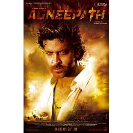 Agneepath (new) DVD