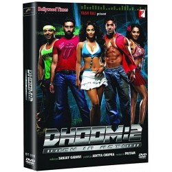 DHOOM 2  DVD bollywood