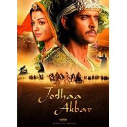 Jodhaa Akbar DVD