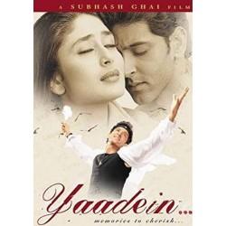 Yaadein DVD