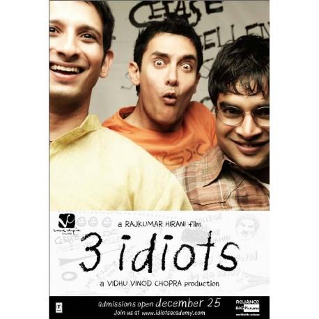 3 Idiots DVD